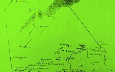 Commune de Tékane (Mauritanie)