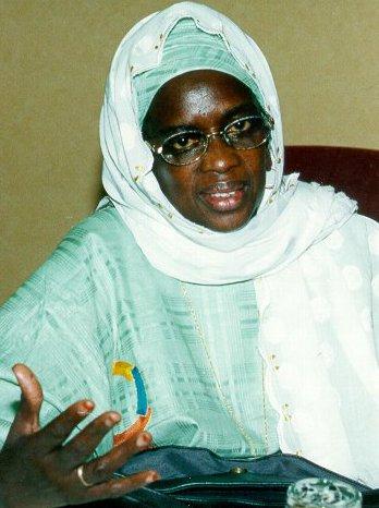 Première Femme ministre en Mauritanie