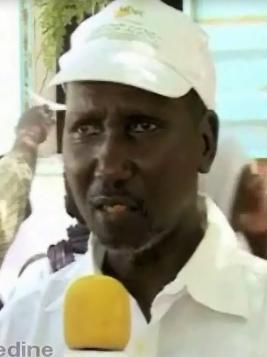 Dr Hamadine KANE, Médecin Colonel à la retraite