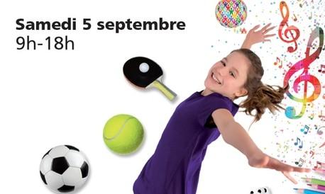 ACTUME à la fête des associations à Courbevoie – Samedi 5 septembre