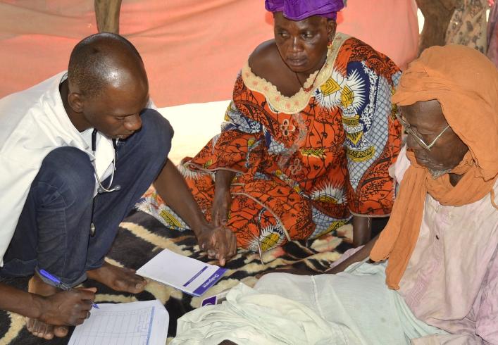 Maghama : plus de 2000 bénéficiaires d'une caravane organisée par ACTUME