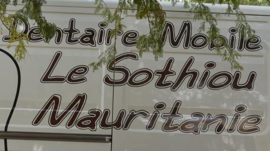 Unité dentaire mobile à Tékane en Mauritanie du 22 mai au 5 juin