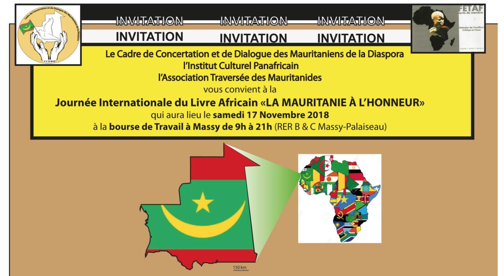 Journée Internationale du Livre africain