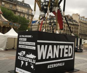 Paris : ville d'accueil de la journée mondiale de lutte contre le paludisme 2019