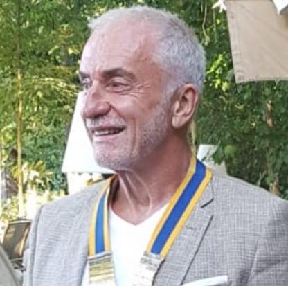 Un membre d'ACTUME, Président de Rotary Club…