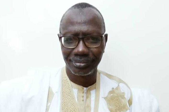 M. Mamadou Abdoul KANE, Superviseur du projet Centre de Santé de Tékane