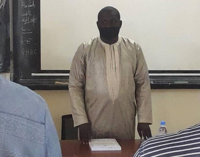 Soutenance de thèse de doctorat unique : Ousmane Sy obtient une mention très honorable