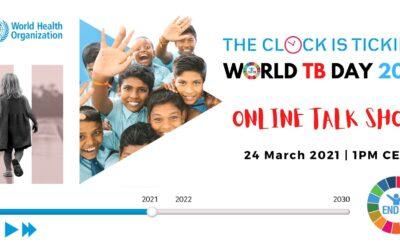 24 mars 2021 – Journée Mondiale de lutte contre la Tuberculose